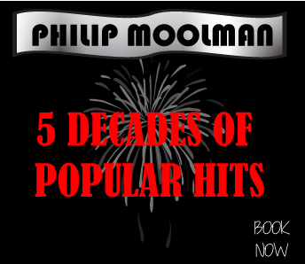 Philip Moolman 5 decades of popular hits