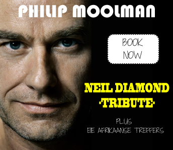 Philip Moolman Neil Diamond Tribute